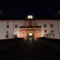 Auf Wiedersehen auf dem Schloß Augustusburg